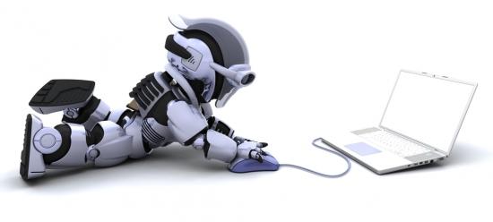SWT-метод: робот пошел в детский сад.