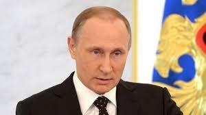 Британские учёные: Путина не существует