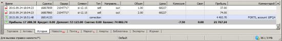 Скальпинг 24.09.15 Volgograd