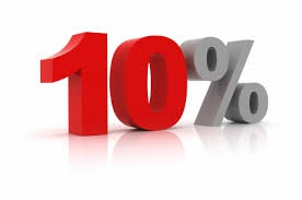 10% в месяц. Много или мало.