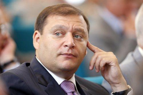 Партия регионов поддержала кандидатуру Добкина в президенты Украины.
