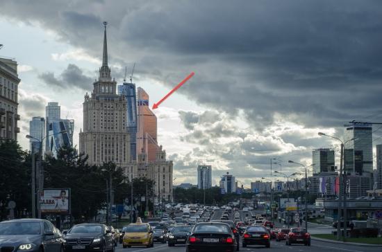 Самая высокая башня Европы Меркурий-тауэр достанется Сбербанку за долги