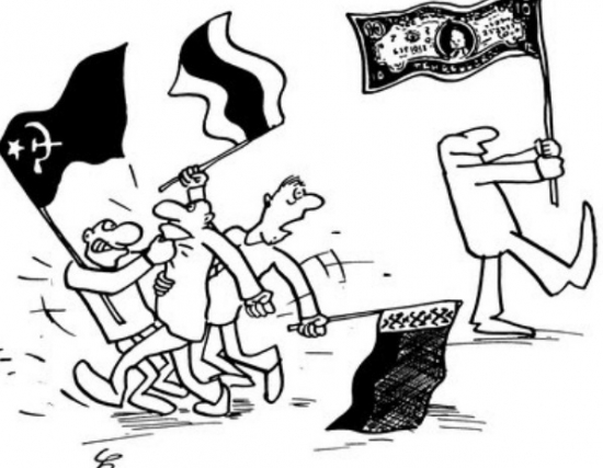 Стоит ли привязывать лари к доллару?