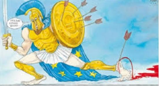 Радикальное решение греческого долга