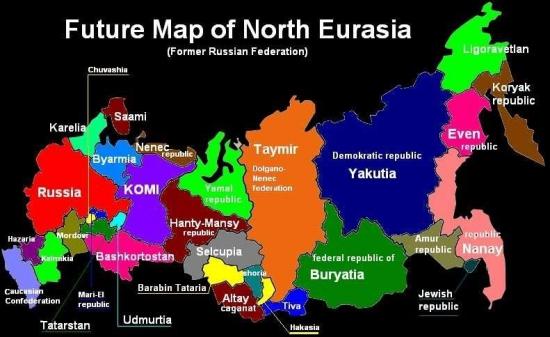 Евразия в тренде
