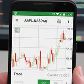 Торговая программа Exante: новый дизайн Android-версии