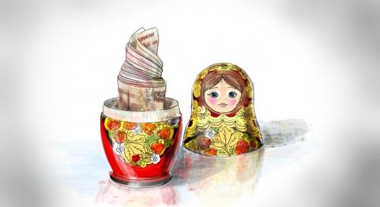 Россия: лидеры годового роста прибылей