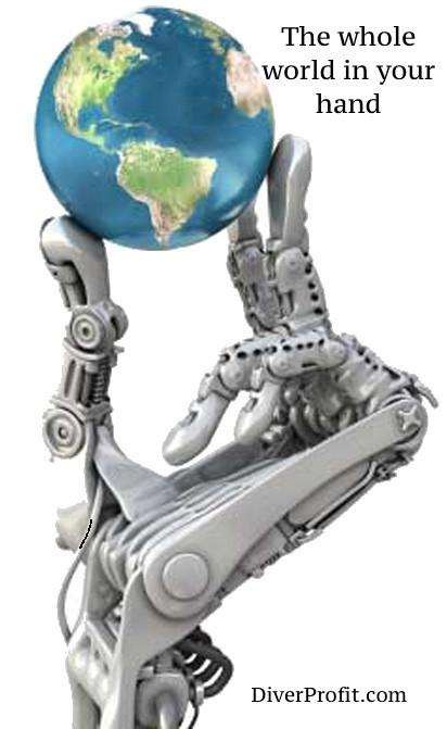 Добро пожаловать в 4-ю промышленную революцию.