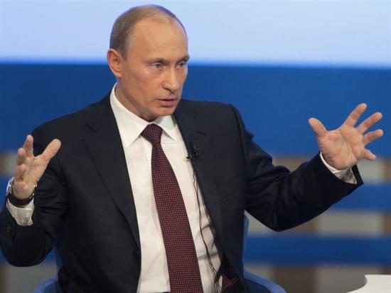 Полный текст обращения Владимира Путина к главам европейских стран, закупающих российский газ.