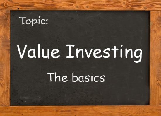 Стоимостное инвестирование для начинающих.