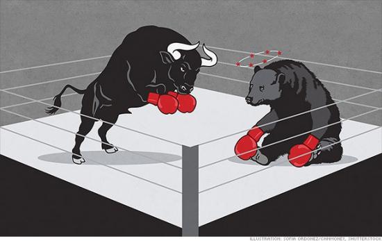 Взгляд из-за бугра, почему амеры верят в рост рынков