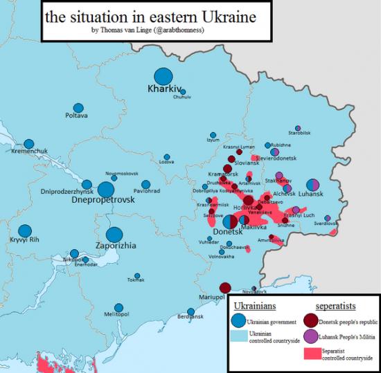 Бильдт: Действия сепаратистов могут разрушить Донбасс