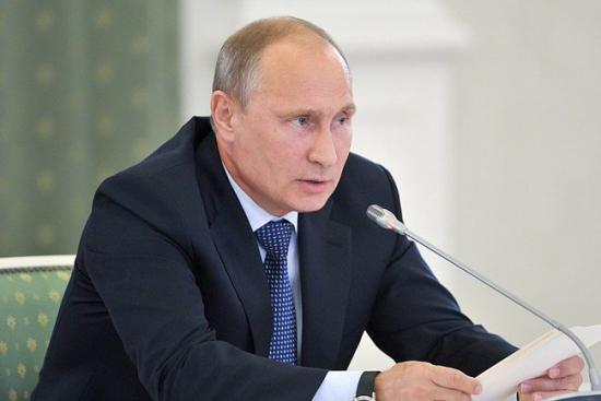 Президент РФ провел заседание комиссии по вопросам стратегии развития