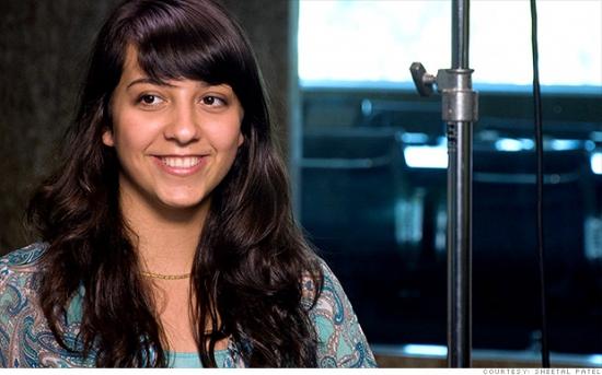17-ти летняя девушка привлекла миллион долларов в свой стартап