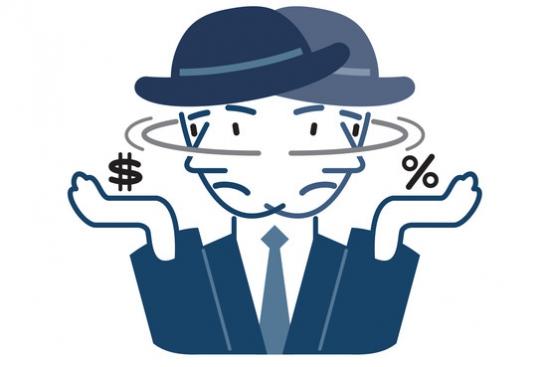Что лучше понимают инвесторы - проценты или реальные деньги?