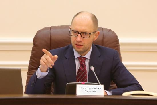 Коалиционное правительство Украины распадается, Яценюк подал в отставку