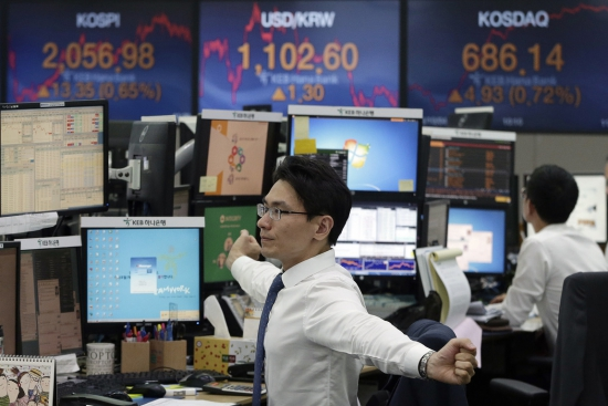 Неопытные трейдеры стали угрозой для валютного рынка