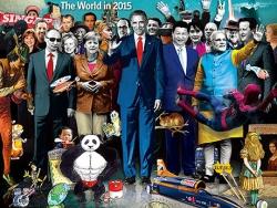 Загадочная картинка The Economist
