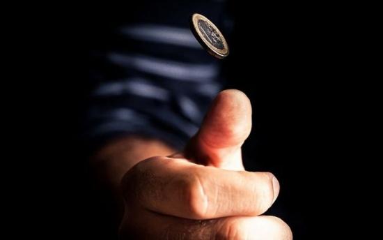 Монетка укатилась