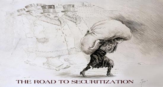 Важный процесс Секьюритизация
