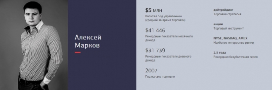Разоблачение Алексея Маркова и UT