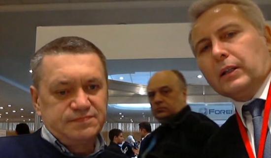 Первый день выставки Moscow Forex Expo - очень интересно!