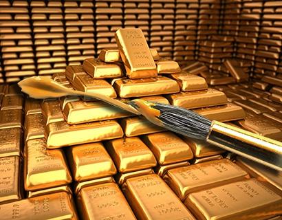"""Я в шоке - ЦБ нашел в """"Адмиралтейском"""" вместо золотых слитков раскрашенный металл"""