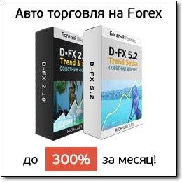 Форекс-советники с прибылью 15-70% в месяц