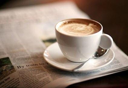 Утро.Кофе будешь???Накидал по рынку себе.....