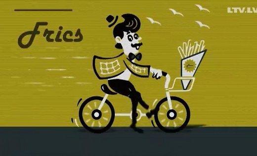 """Малый бизнес в Латвии - Кафе """"Фриц"""". """"Никаких"""" волокит, взяток, маразма и хамства."""