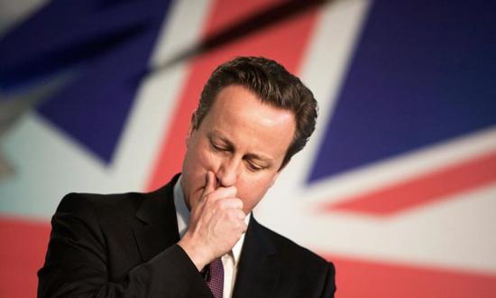 Кэмерон распустил парламент Великобритании