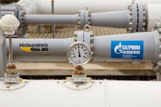 """""""Газпром"""" продает 10,5% немецкого газового оператора"""