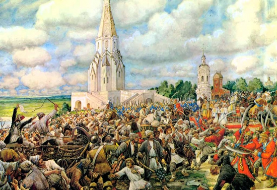Как выглядела девальвация рубля 350 лет назад.