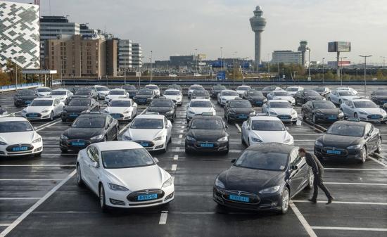 Акции компании Tesla, ваши прогнозы?