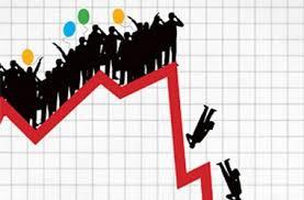 Как происходит экономический  кризис...