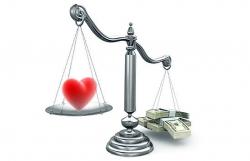 Любовь vs Деньги