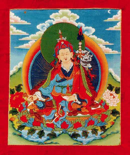 Падмасамбхава: Освободившись от надежды, страха - упражняйся