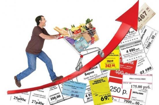 Инфляция....