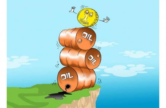Нефть и рубль.