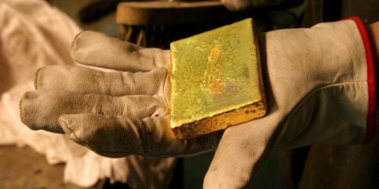 Цены на золото продолжат снижение до $1100