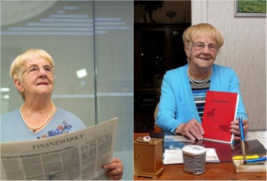 Одинокая немецкая пенсионерка сделала миллион на Бирже