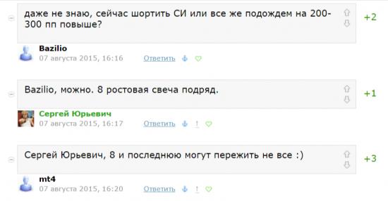 """Диалоги недели. Читателям и писателям """"ветки"""" Романа Андреева."""