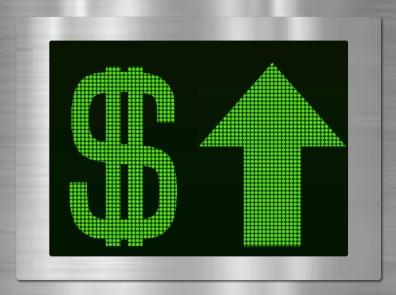 На дешевеющей нефти валюта снова показывает рост