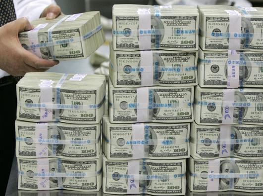 В Российский рынок за первую неделю октября зафиксировали рекордный приток средств!!!