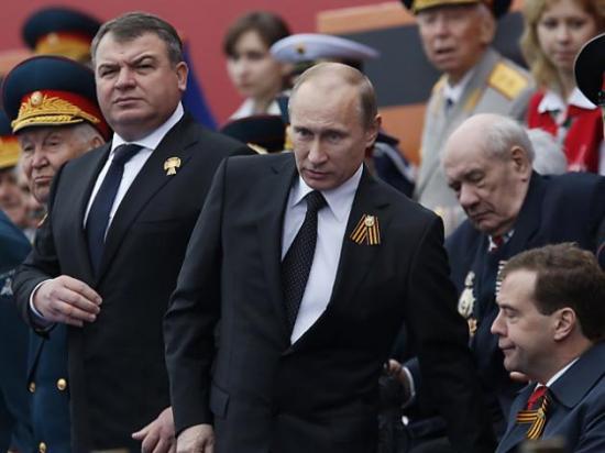Инвесторы процветают в России,правда только отдельная категория
