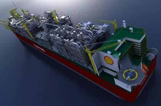 Shell Gas & Power Developments B.V. - Samsung Heavy Industries (SHI)