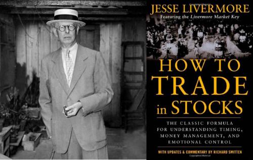 Джесси Ливермор - Как торговать акциями