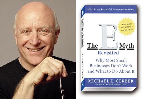 Майкл Гербер - Предпринимательский миф