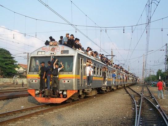 Высадили пассажиров!