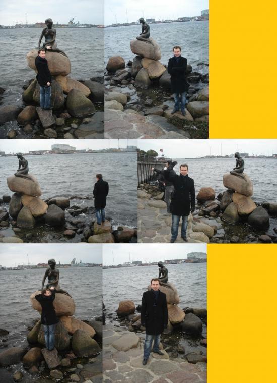 Комментарий дня: в Копенгаген я ездил загадать желание у Русалочки.